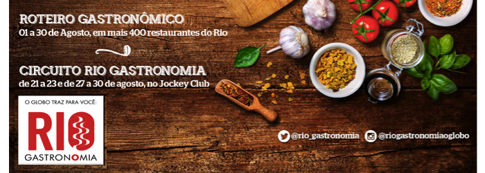 Rio Gastronomia vinhobasico