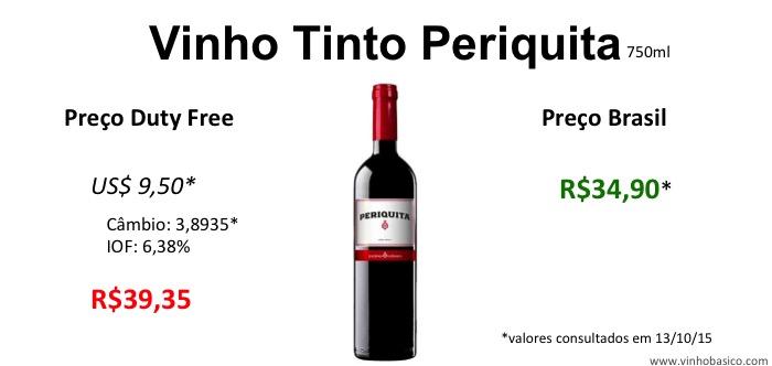 Vinho Periquita vinhobasico