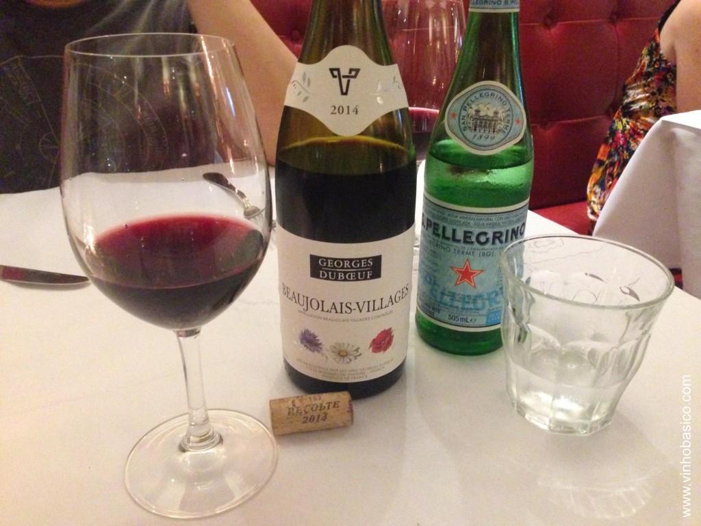 Lentrecote de Paris 5 vinhobasico