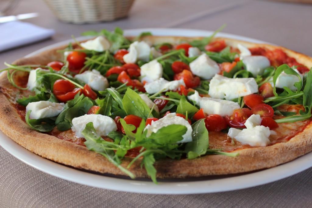 pizza vinho leve vinhobasico
