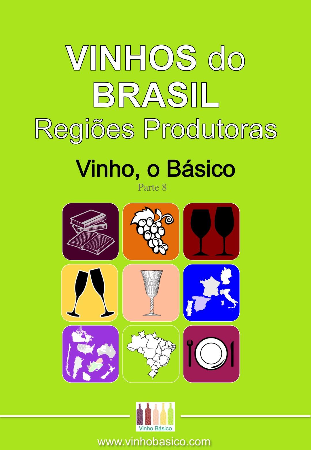 Capa Ebook Vinho o Basico 8 BRASIL