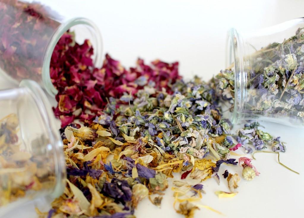 flores secas aromas florais vinhobasico