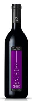 Nubio Sanjo malbec vinhobasico