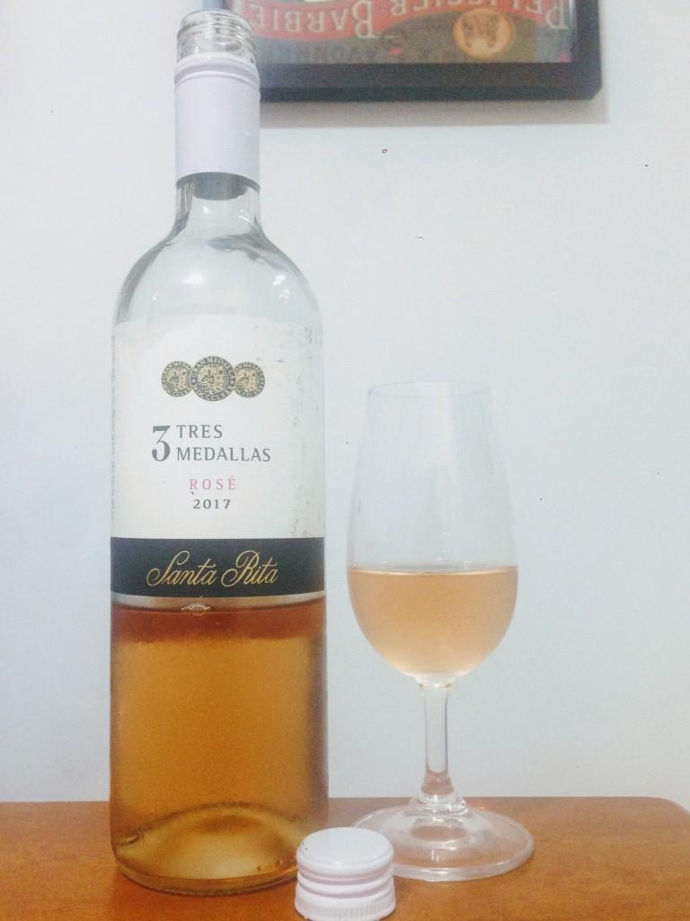 tres medallas rose 2017 vinhobasico
