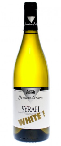 Domaine Evharis vinho branco syrah vinhobasico