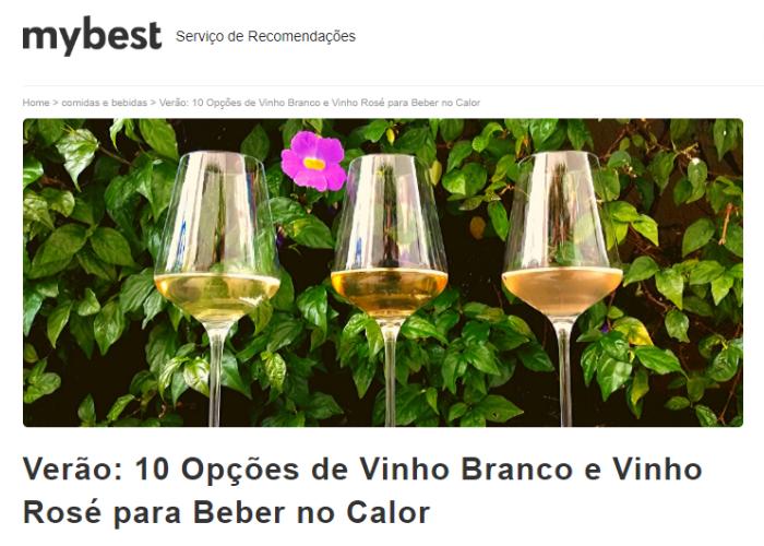 vinhos para o calor
